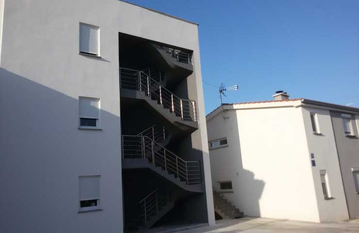 Rent Apartment in Medulin - house 2